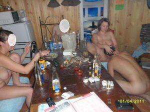 Шикарная подборка встреч русских свингеров